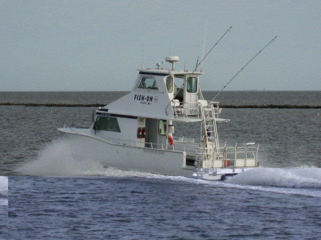 Fish on fishing charters biloxi ms for Fishing piers in biloxi ms
